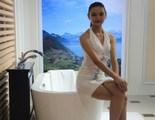 高仪卫浴新品浴缸模特