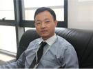 中国陶瓷城企划部副总监张成伟