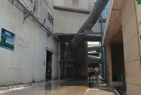 卓远陶瓷生产车间