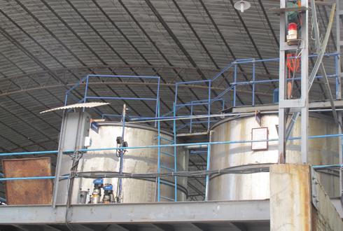 卓远陶瓷工厂设备