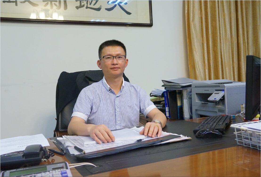 佛山市天纬陶瓷有限公司品牌总经理罗建均
