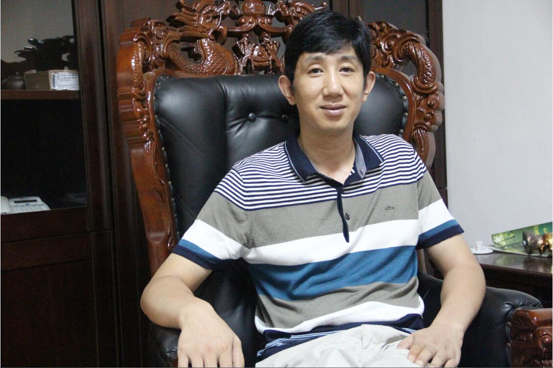 乾龙逸品卫浴实业有限公司总经理吴军体