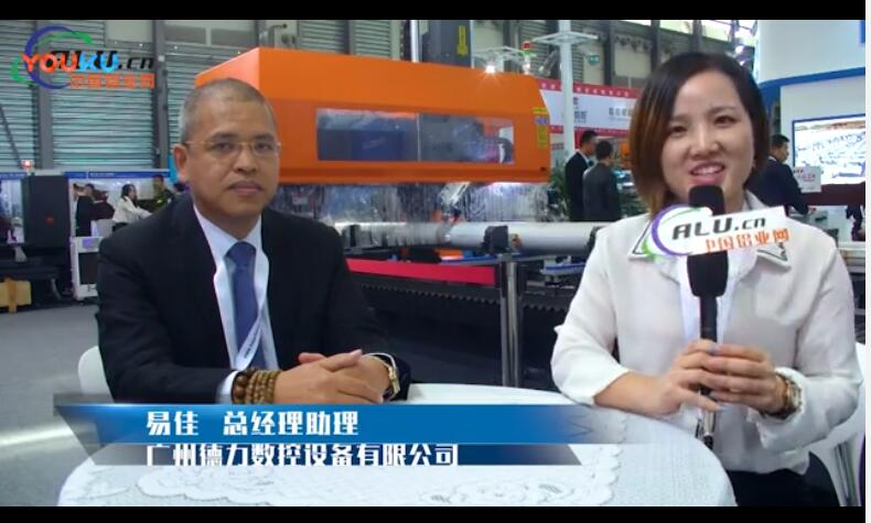 中国铝业网专访德力