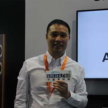 安朗杰 亚太区产品经理 陈膴