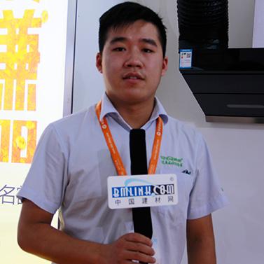 帅邦厨电 市场部经理 李东平